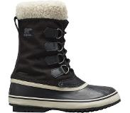 Sorel Winter Carnival Boots Dames, black/stone 2020 US 6,5 | EU 37,5 Winterlaarzen