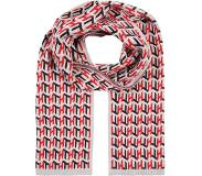 Tommy Hilfiger Sjaal 'TH CUBE KNIT SCARF'