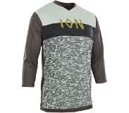 iON Scrub AMP 3/4 Longsleeve Heren, root brown EU 56 | XXL 2020 MTB & Downhill jerseys