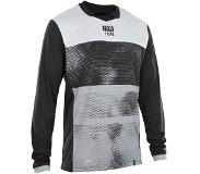 iON Scrub AMP Mesh Longsleeve Shirt Heren, black EU 54 | XL 2020 MTB & Downhill jerseys