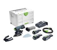 Festool DTSC 400 Li 3,1 I-Set Accu Deltaschuurmachine in Systainer 575703