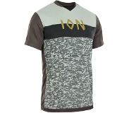 iON Scrub AMP T-shirt Heren, root brown EU 48 | S 2020 MTB & Downhill jerseys