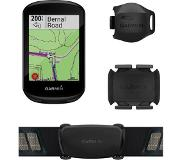 Garmin Edge 830 Fietscomputer Performance Bundle, black 2020 Straatnavigatie