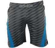 Adidas Ultimate Athlete MMA Short Grijs Beluga - S