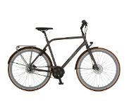 Cortina Mozzo herenfiets After Dark Matt ND8 Belt