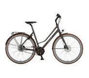 Cortina Mozzo damesfiets After Dark Matt ND8 Belt