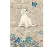 Heye Cats - White Kitty 29626