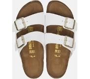 Birkenstock Slipper Birkenstock Women Arizona White Narrow-Schoenmaat 43