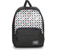 Vans Realm Backpack glitter check