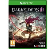 THQ Darksiders III Xbox One