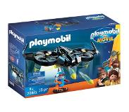 Playmobil THE MOVIE Robotitron met Drone 70071