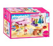 Playmobil Playmobil- Bedroom with Sewing Corner (70208)
