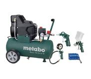Metabo Compressor Basic LPZ 4 Set 690865000