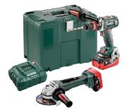 Metabo Combo Set 2.4.5 18 V BL LiHD *BSLTX+WB