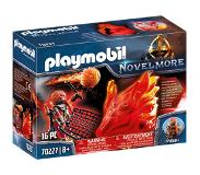 Playmobil Novelmore Burnham Raiders vuurgeest (70227)