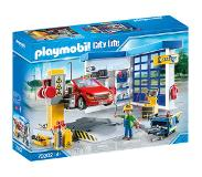 Makro Playmobil Autogarage PM70202