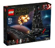 LEGO Star Wars Kylo Ren's Shuttle - 75256
