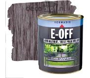 Hermadix E-OFF onderhoudsolie - Dark Graphite 750 ml