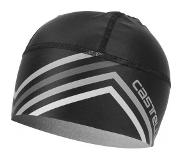 Castelli Hoofdband Castelli Women Viva II Skully Light Black