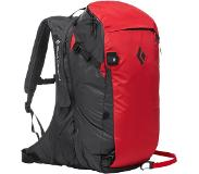 Black Diamond JetForce Pro Lawine Rugzak 35l, red M/L 2020 Lawine rugzaken