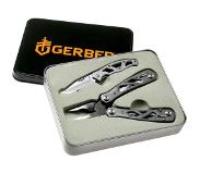 Gerber Suspension with Mini-Paraframe in Gift Tin in Blister - THS promotion