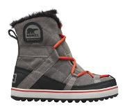 Sorel Glacy Expl**** Shortie Laarzen Dames, quarry 2019 US 9,5 | EU 40,5 Winterlaarzen
