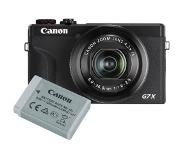Canon G7X Mark III Black Battery Kit