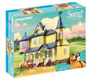 Playmobil Spirit 9475 Lucky's Huis