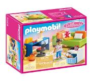 Playmobil Dollhouse Kinderkamer met bedbank 70209