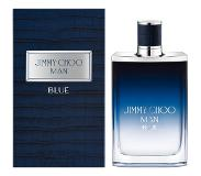 Jimmy Choo Man Blue Eau de toilette 100 ml
