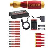 Wiha speedE Electric Screwdriver Set 3