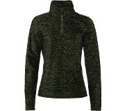 Protest Skipully Protest Women Fuzzy 1/4 Zip Swamped-Maat 38