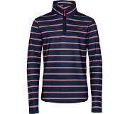 Protest Skipully Protest Girls Paske 1/4 Zip Think Pink-Maat 140