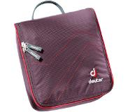Deuter Wash Center II Toilettas 5522 aubergine/fire NS