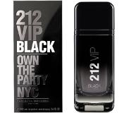 Carolina Herrera 212 Vip Men Black Eau de parfum 50 ml