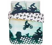 Covers & co Dekbedovertrek Motorcross-200x200/220