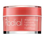 Rodial Verzorging Dragon's Blood Dragon's Blood Hyaluronic Night Cream 50 ml