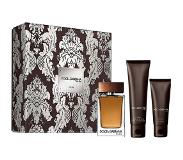 Dolce&Gabbana The One Men Set 2 100 ml EDT 50 ml Shower gel 75 ml After shave balm