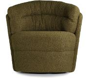 HK Living twister fauteuil green