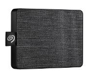 Seagate One Touch SSD 1TB Zwart