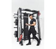 Gorilla Sports Multifunctionele Smith Machine Full body training
