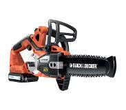 Black & Decker Accu kettingzaag GKC 1820L