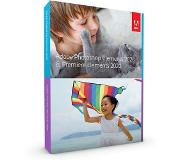 Adobe Photoshop Elements 2020 + Premiere Elements 2020 UK Mac/Windows