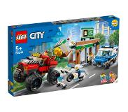 LEGO Politiemonstertruck overval - 60245