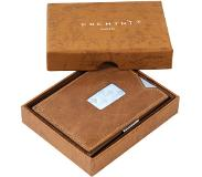 Exentri Leather Wallet RFID sand