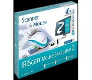 Iris IRISCan Mouse Executive 2 - Muis & scanner - 3PPM, Scan naar Word, XLS, PDF, JPG