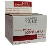 Börlind System absolute nacht creme light 50 ml 50ml -