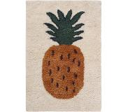 Ferm Living Fruiticana Tufted Vloerkleed 180x120 Pineapple (l) 15 X (b) 15 X (h) 5 Cm