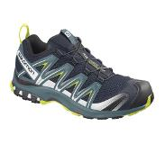 Salomon XA Pro 3D Schoenen Heren, navy blazer/hydro/evening primrose 2020 UK 11 | EU 46 Trailrunning schoenen