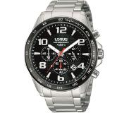 Lorus heren chronograaf horloge RT351CX9